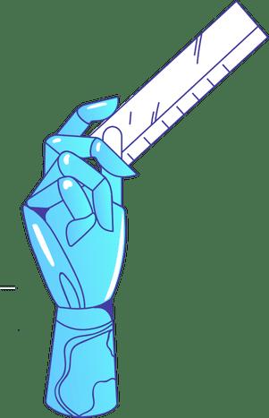 hand ruler